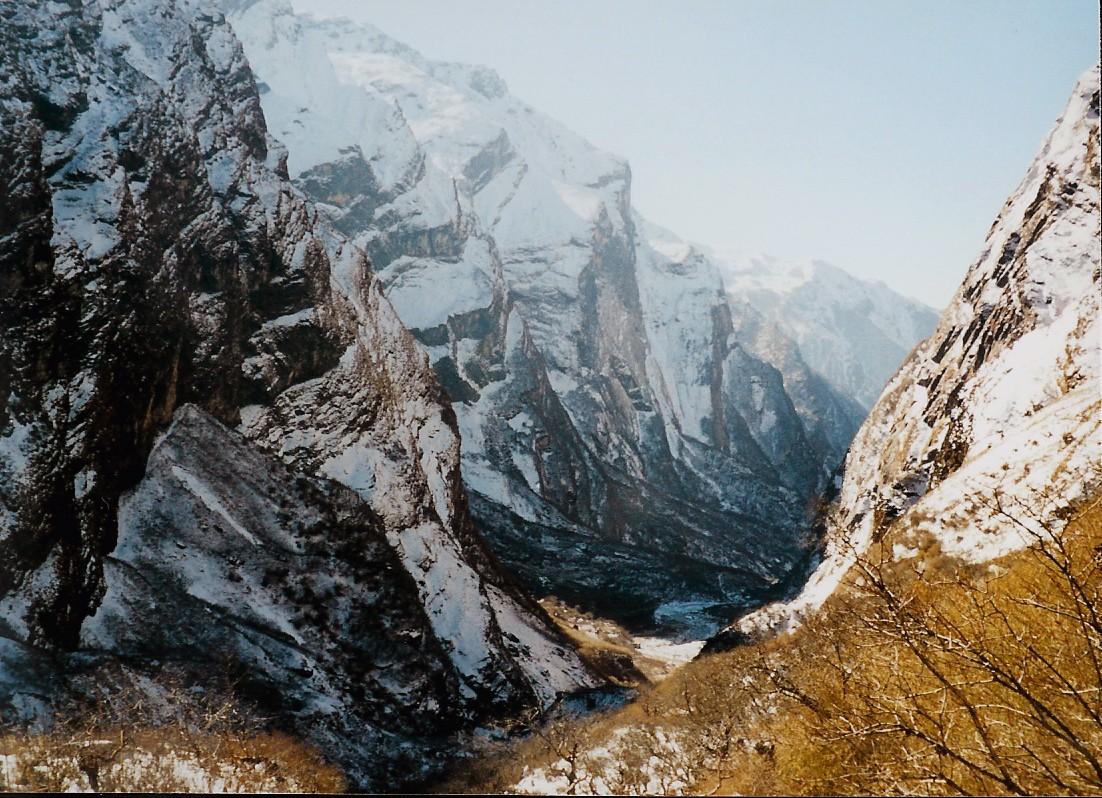 Szlaki górskie za miedzą