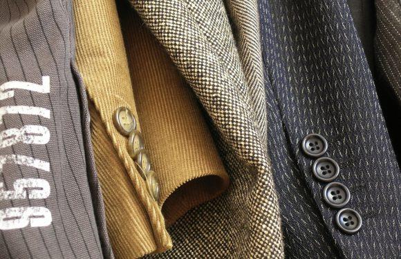 Niewiele potrzeba, żeby ożywić odzież męską